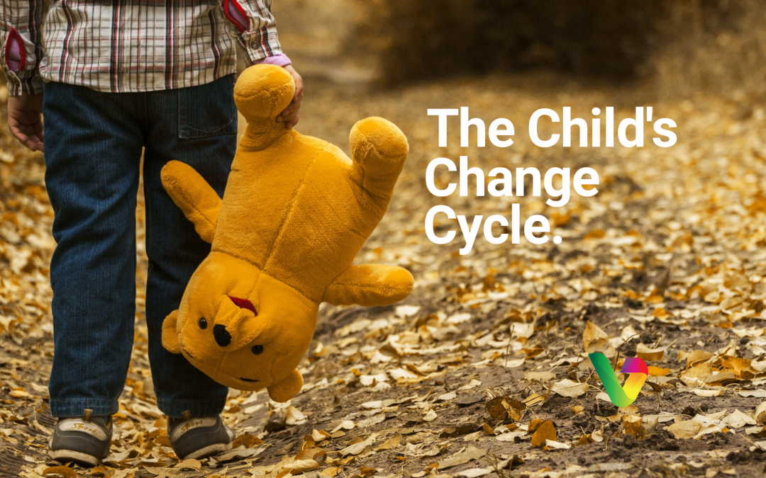 The Child's Change Cycle- how children feel during a parent's recovery