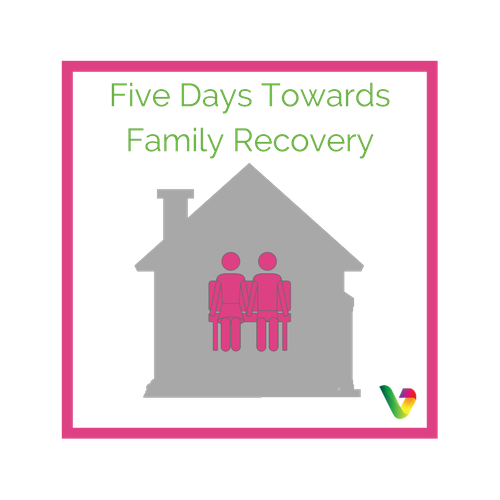5 Days Towards Family Recovery- A short programme for people living with a substance user