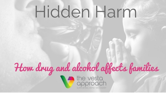 Hidden Harm- how drug and alcohol use affects families