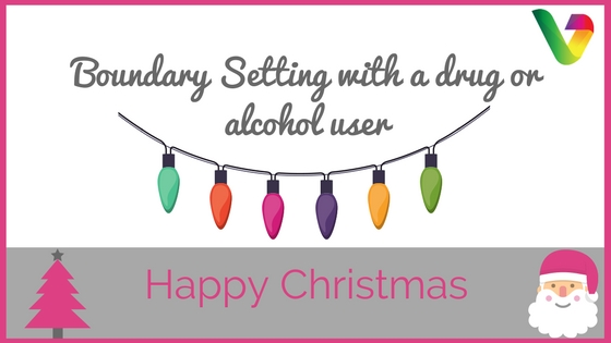 Boundary setting with a drug or alcohol user- a guide