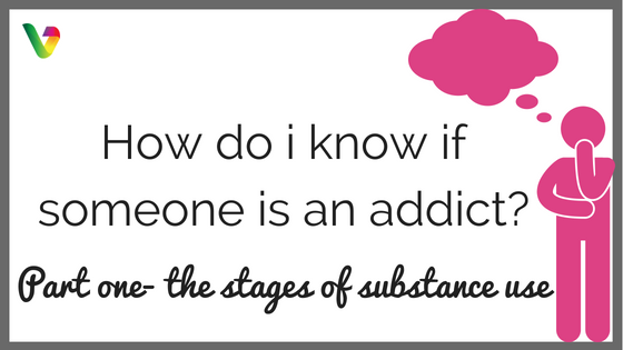 How do i know if someone is an addict