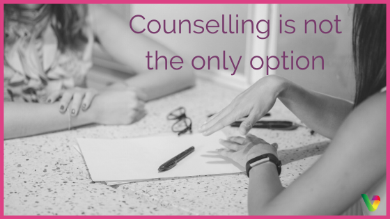Counselling is not the only option- 3 ways to get help with drug and alcohol use