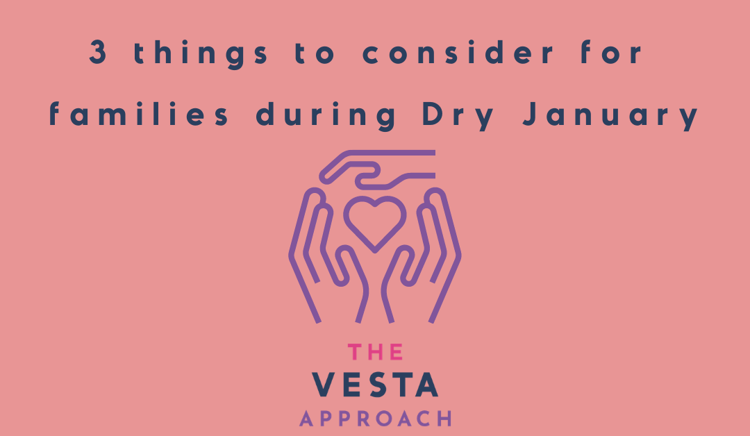 #3 things to consider for families during Dry January